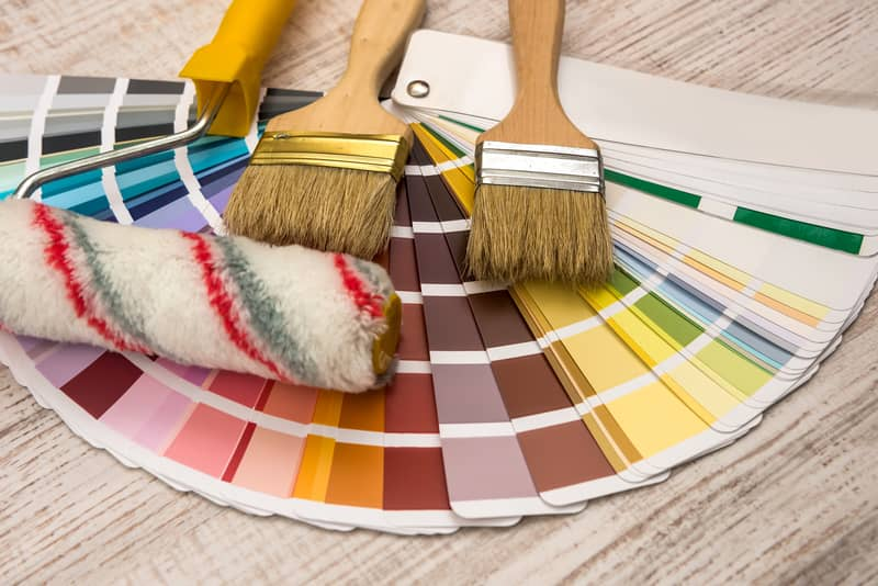 What Paintbrush Should I Use? - West Hillhurst Paint + Design - Paints and Blinds Store - Featured Image