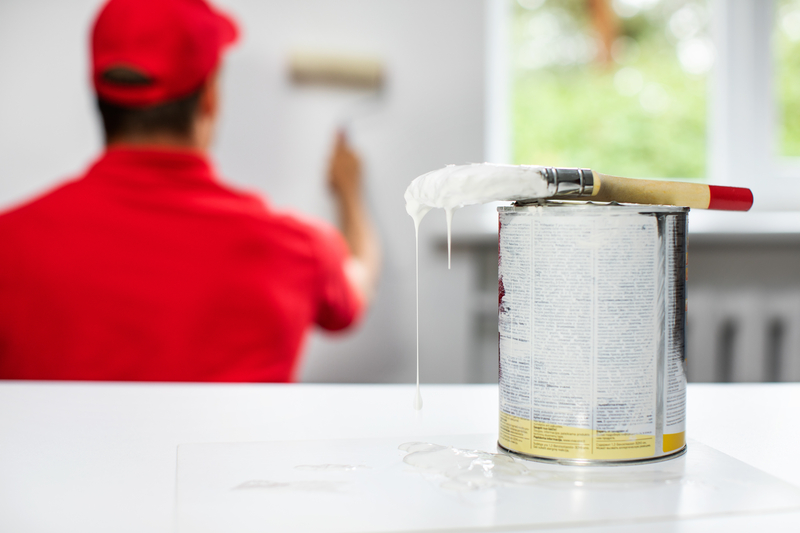 How to Correct Paint Mishaps