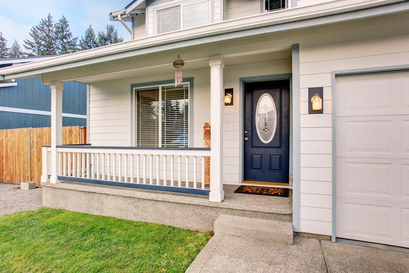 Create an Eye-Catching Front Door!